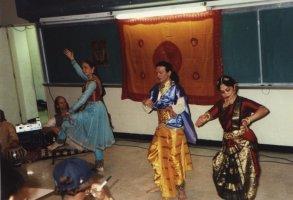 L to R: Janaki Patrik, Gora Singh, Arundhati Chattopadhyaya
