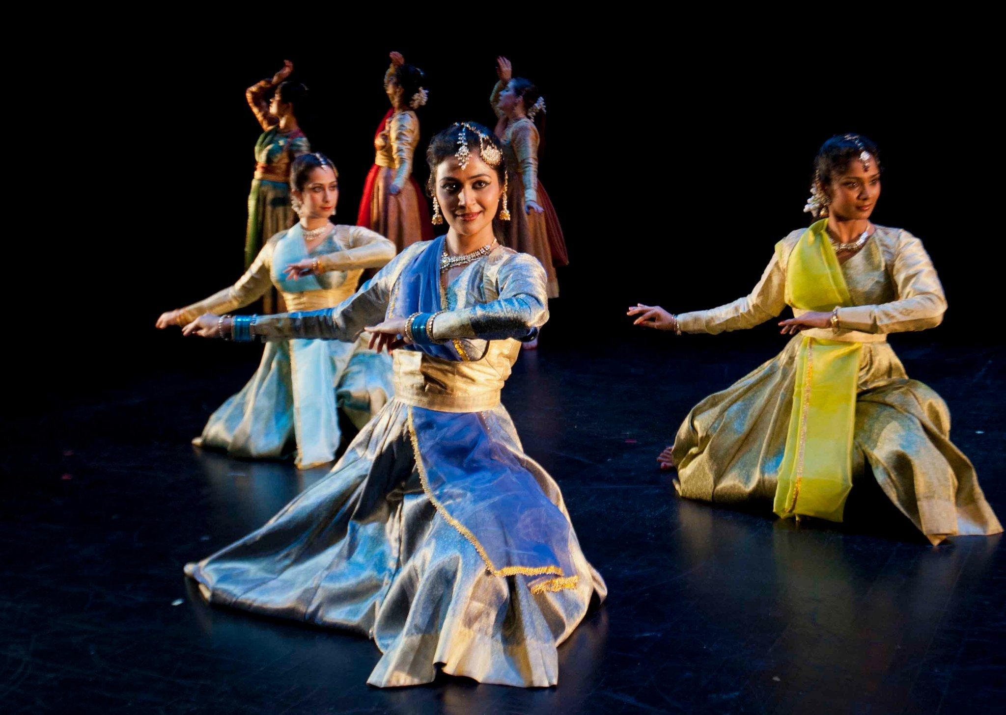 Dance Jewels From Lucknow @ Baruch Performing Arts Center, Photo © Michael Palma