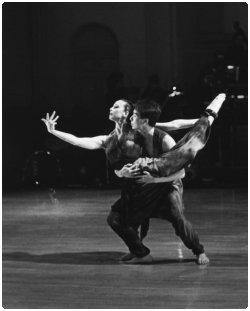 Bendette Capanna & Richard Chang, photographer - Tom Brazil