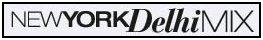 New York Delhi Mix Logo